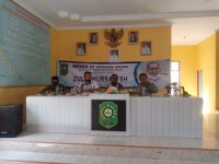 Anggota DPRD Prov Riau Zulfi Mursal SH Gelar Reses Dikampung Srigading