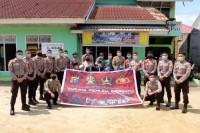 Taruna Akpol Riau Gelar Bhakti Sosial,Peringati Hari Sumpah Pemuda