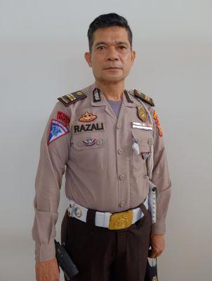 Ini Sosok Polisi Teladan Iptu Razali,Saya Bertekad Wujudkan Tanggungjawab Tugas Bagi Masyarakat